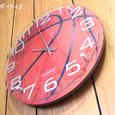 『ガラス掛け時計バスケット』